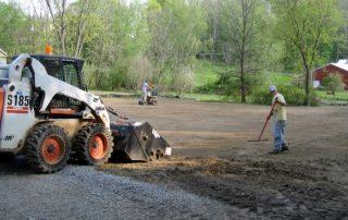Excavation 40